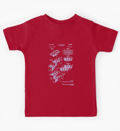 Lego — the Original & Best Kids Tee