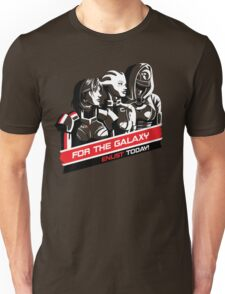 For the Galaxy Unisex T-Shirt