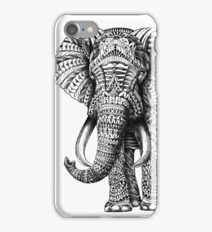 Ornate Elephant iPhone Case/Skin
