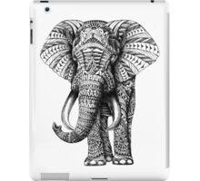Ornate Elephant iPad Case/Skin
