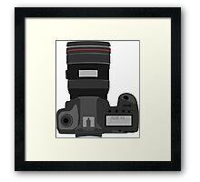 Canon 5D Framed Print