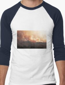 Black Bart Wildfire near Lake Mendocino T-Shirt