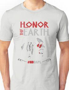 NoDAPL Honor The Earth Unisex T-Shirt