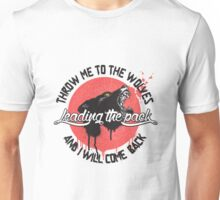 Leading the Pack Unisex T-Shirt