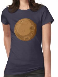 Meteorite Womens Fitted T-Shirt