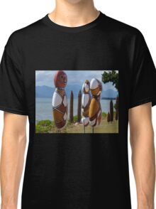 Beachfront people ,Cardwell , North Queensland Classic T-Shirt