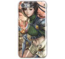 Yuffie Final Fantasy iPhone Case/Skin