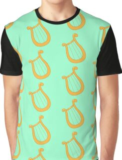 My little Pony - Lyra Hearstrings Cutie Mark V2 Graphic T-Shirt