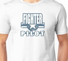 Fighter Pilot  Unisex T-Shirt