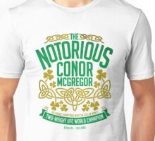 McGregor - Two Weight Double Champion Unisex T-Shirt