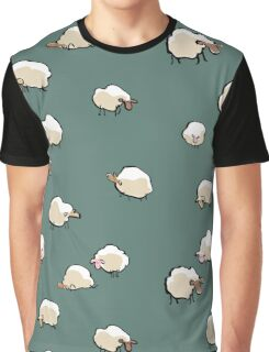 sheep Graphic T-Shirt