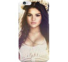 Selena Gomez iPhone Case/Skin