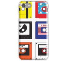 Cassettes Soundtracks iPhone Case/Skin