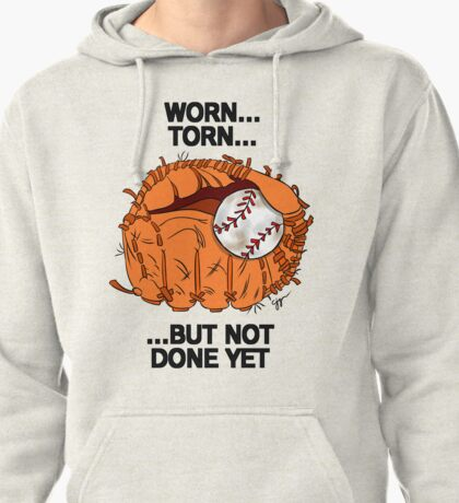 Sports: Baseball Pullover Hoodie