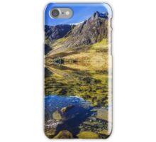 Lake at Dawn iPhone Case/Skin
