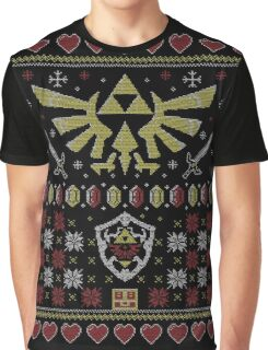 Ugly Legendary Sweater Graphic T-Shirt
