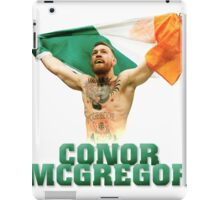 Conor McGregor - Flag iPad Case/Skin