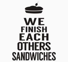 Sandwiches Kids Tee