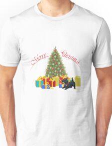 Scottish Terrier Christmas Gifts Unisex T-Shirt