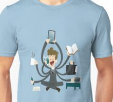 Business Man Unisex T-Shirt