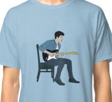 Shawn Mendes - Illuminate lineas finas azul Classic T-Shirt
