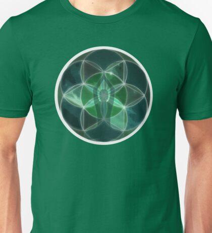 Sacred Geometry: Seed of Life - Cosmic Meditation III Unisex T-Shirt
