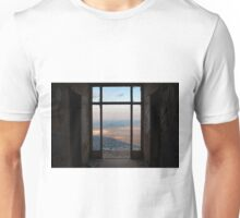 View from an abandoned building#2 Unisex T-Shirt