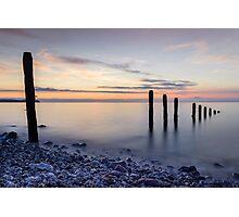 Ocean Sunrise Photographic Print