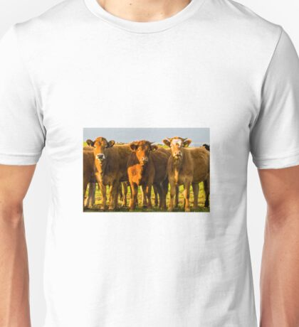 Down on the farm Unisex T-Shirt