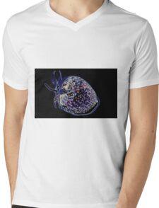 Strange Fruit Mens V-Neck T-Shirt