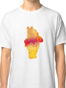 Bear Inspired Silhouette Classic T-Shirt