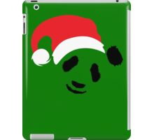 Christmas Panda - Santa Bear iPad Case/Skin