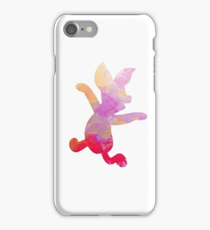 Pig Inspired Silhouette iPhone Case/Skin