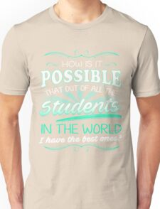 Possible students T- shirt Unisex T-Shirt