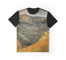 Coppermines, Coniston Graphic T-Shirt