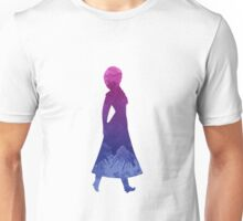 Princess Inspired Silhouette Unisex T-Shirt