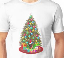 Cookies for Santa Claus Unisex T-Shirt