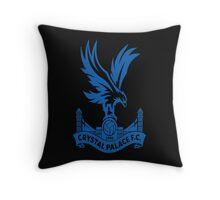 crystal palace fc Throw Pillow