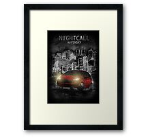 Kavinsky: Nightcall Framed Print