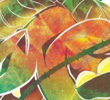 Venasaur texture Sticker
