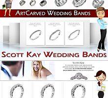 Rhythm of Love Necklace by EngagementRingx