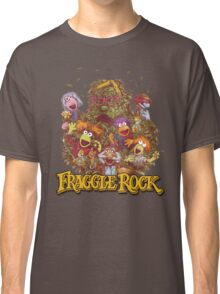 Fraggle Rock Retro Classic T-Shirt