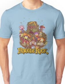 Fraggle Rock Retro Unisex T-Shirt