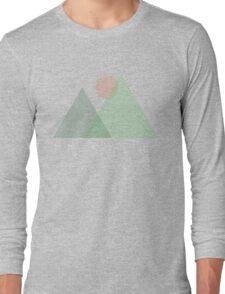 Mountain Line Long Sleeve T-Shirt