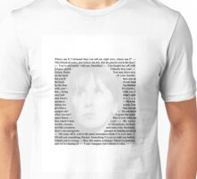 Doctor Who - Quotes from Donna Noble Unisex T-Shirt