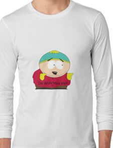 South Park (Im with this) Long Sleeve T-Shirt