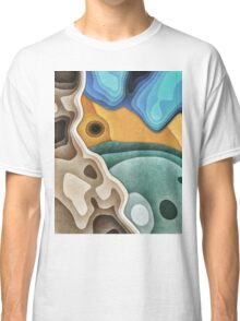 Landscape of Layers Classic T-Shirt