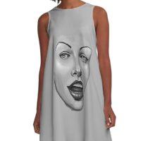 Twi'lek A-Line Dress