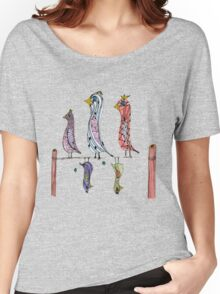For the birds  Women's Relaxed Fit T-Shirt
