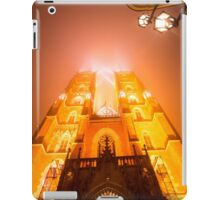 Amazing Cathedral - Architecture Photography iPad Case/Skin